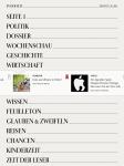 Das Inhaltsverzeichnis